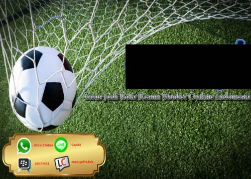 agen bola resmi yang tersedia di sbobet