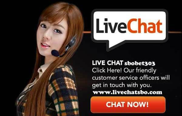 live chat sbobet memberi layanan terlengkap