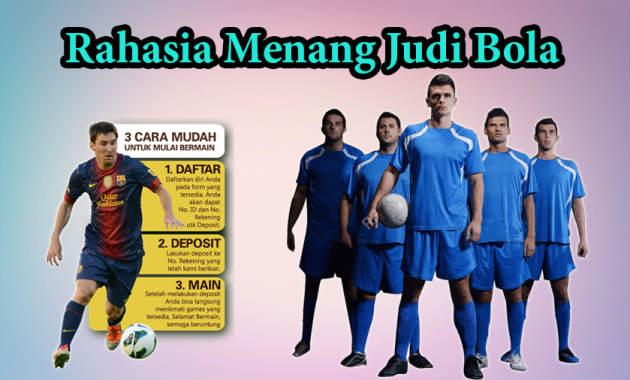 rahasia menang di judi bola sbobet indonesia