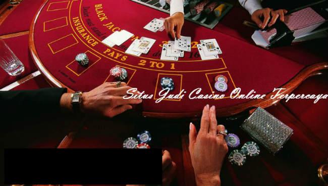 susunan kartu dalam permainan poker sbobet